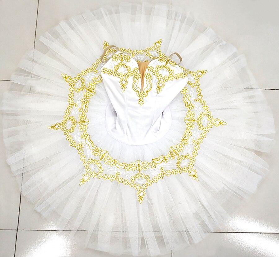 White Ballet Tutu Women