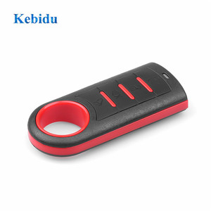 KEBIDU 433 MHz RF Remote Control Copy 4 Channel Cloning Duplicator Key Fob A Distance Learning Electric Garage Door Controller