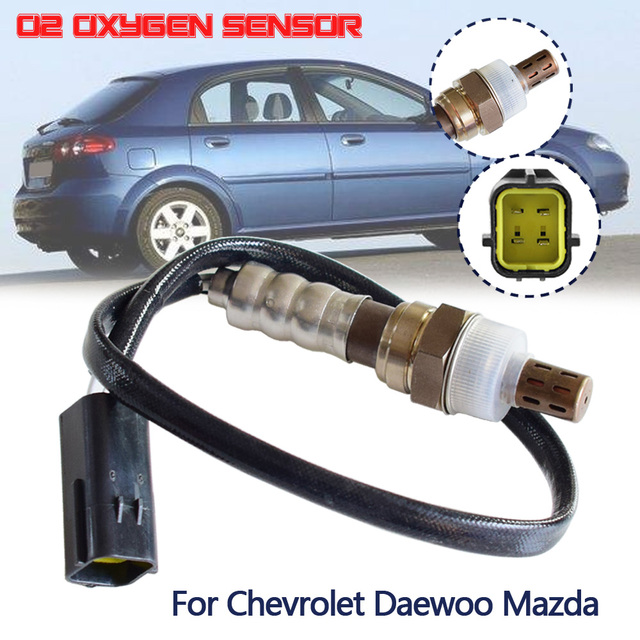 O2 Sensor Air Fuel Ratio For Chevrolet Aveo For Daewoo Kalos Nubira For Mazda 626 MX 6 Xedos 6 96418965 96325533 96291099