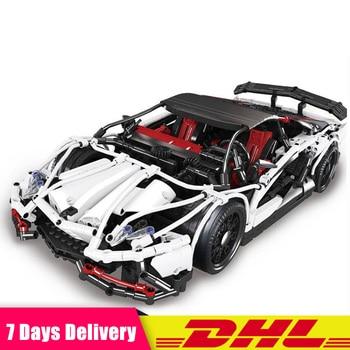 2020 IN Stock 23006 Genuine New Technic Series The Hatchback Type R Set Building Blocks Bricks Educational Toys Boy Gifts Model 2