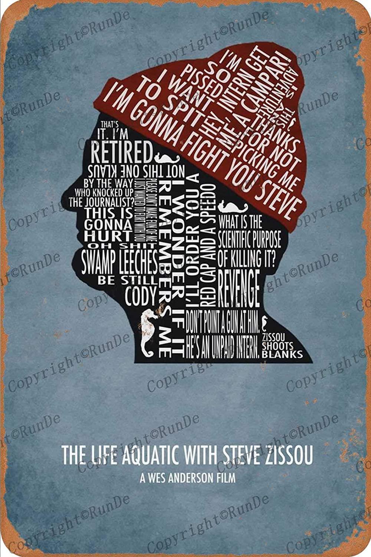 Винтажные металлические знаки The Life, оловянные знаки, Ретро плакат, табличка, Настенный декор, 8 × 12 дюймов