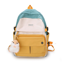 Large Capacity Female Backpack Nylon School Bags for Teenage Girls Children Backpacks High Quality Women Backpack Shoulder Bags