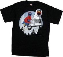 T-shirt homme unisexe, imprimé dessin animé, livraison gratuite, drôle (1)