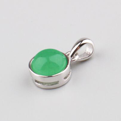 19.Green Chalcedony