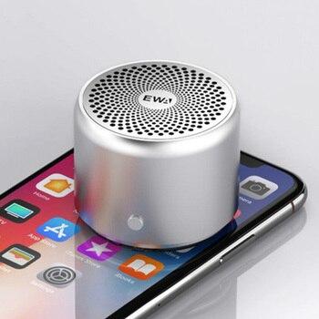 EWA Super-mini Waterproof Bluetooth Speaker for Phone/Tablet/PC Sound Bass Stereo Bluetooth 5.0  Portable Wireless Speaker 1