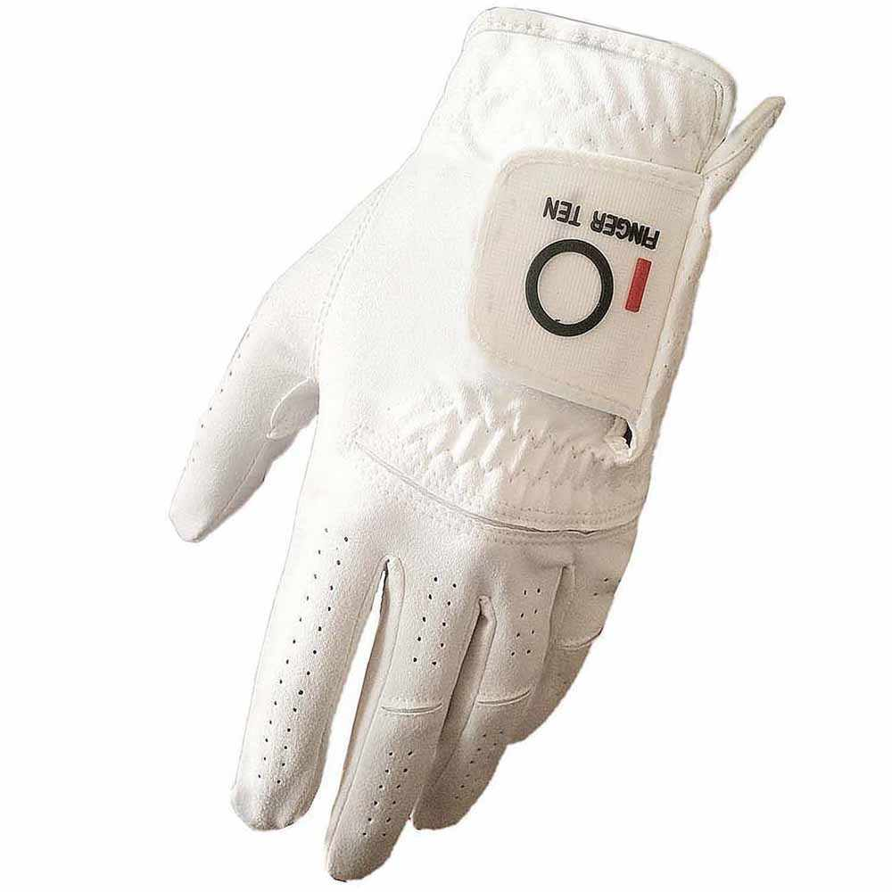 Tüm hava kavrama yumuşak nefes erkek Golf eldivenleri sol el sağ el golfçü boyutu S M ML L XL