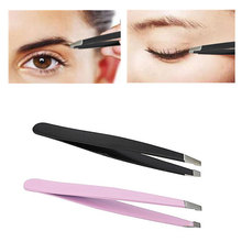 Trimmer Eyebrow-Tweezers Eyelash-Clip Makeup-Tool Cosmetic Beauty Face-Hair-Removal Stainless-Steel