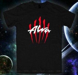 Новый Альва скейтборд футболка с логотипом S-5XL в стиле Харадзюку, верхняя одежда, модная, Классическая футболка