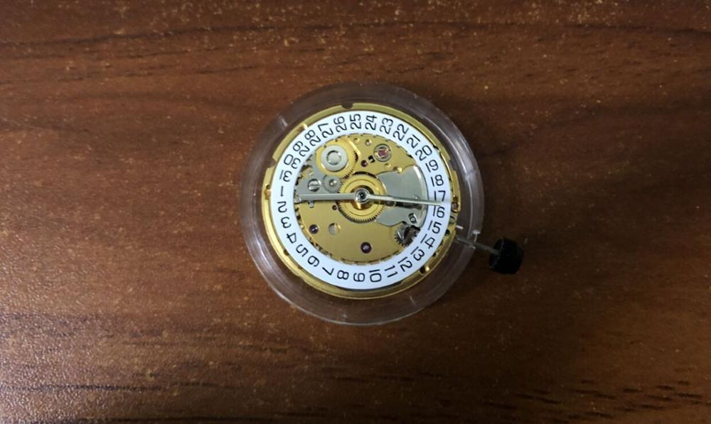 Sea Gull ST2130 Perlage Automatic Movement Replacement For ETA 2824-2 Mechanical