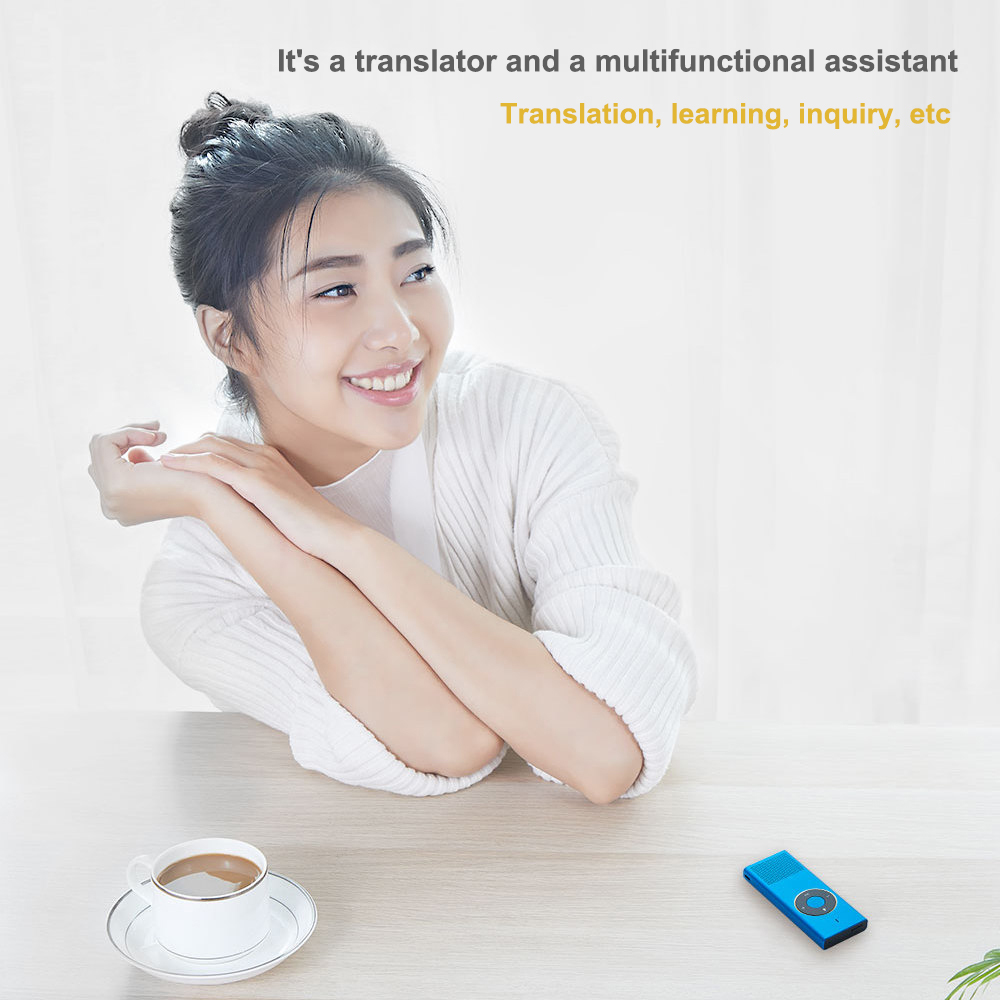 translator and multifunctional assistant