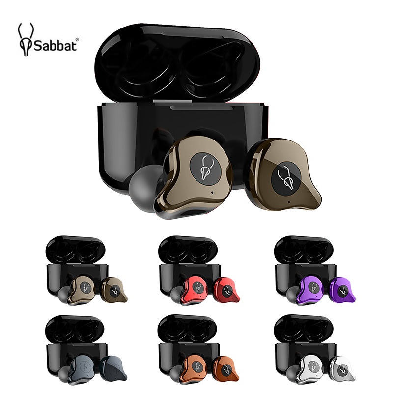 Sabbat E12 Ultra QCC3020 TWS Bluetooth 5.0 Earphone Stereo 