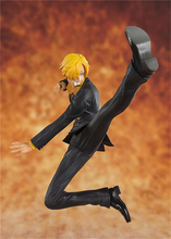 11cm Vinsmoke Sanji Figure Anime One Piece 20th Anniversary  Ver. PVC Action Figure Statue Collectible Model Toys Doll boruto naruto next generations gem naruto uzumaki seventh hokage ver pvc anime action figure collectible model toy