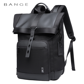 Bange Men Fashion Backpack Multifunctional Waterproof Backpack Daily Travel Bag Casual School Rucksack for Unisex
