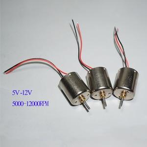 16mm coreless DC motors, 5-12V
