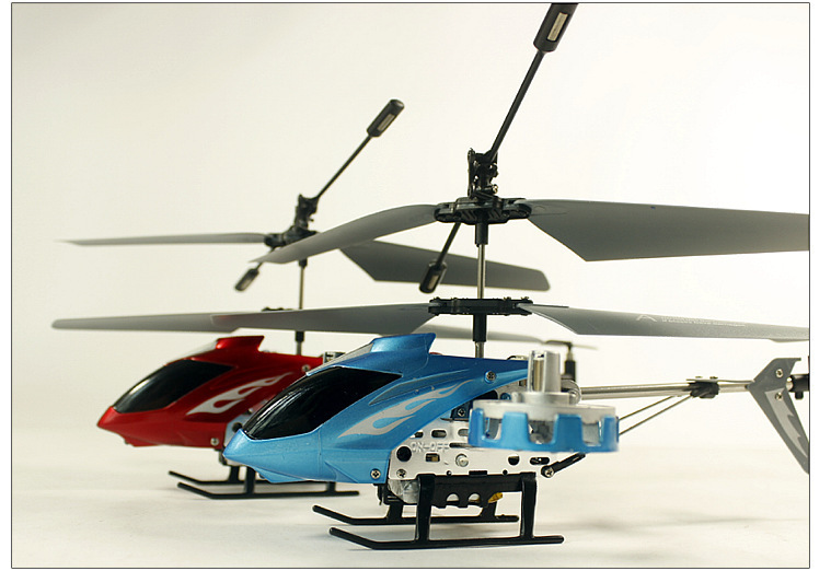 Avatar Four-Channel Remote Control Aircraft Helicopter Airplane Model Toy F103b Celebrity Style 8808