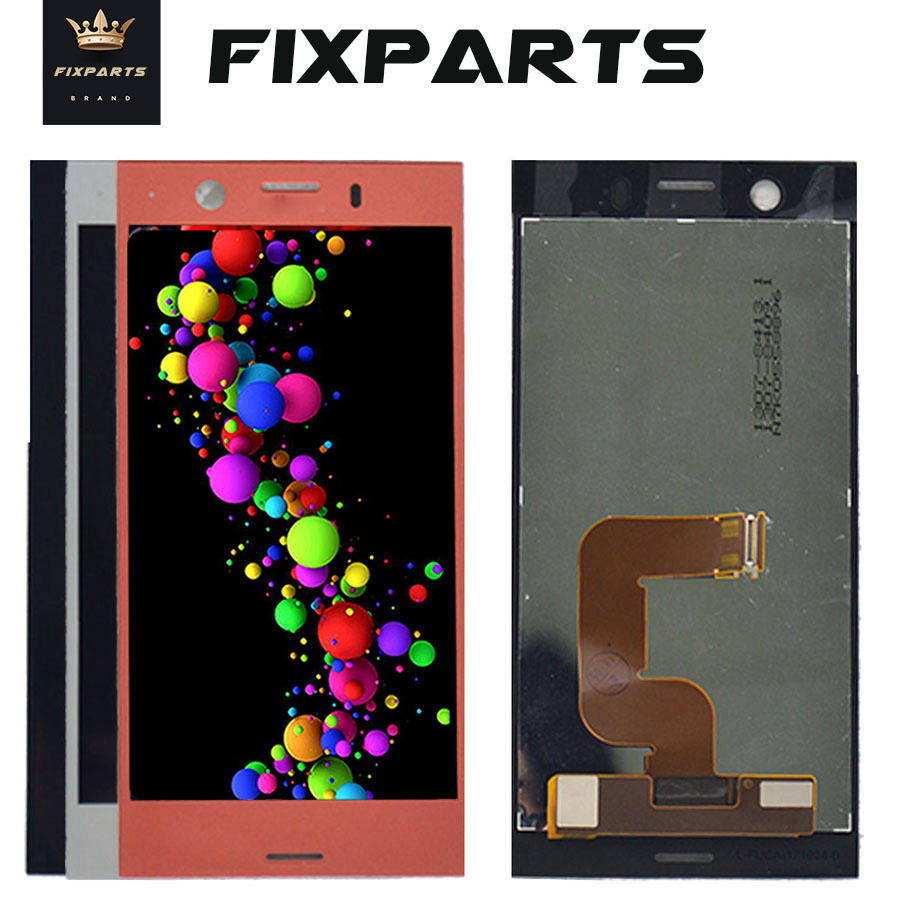 """Original 4.6"""" LCD For Sony Xperia XZ1 Compact Display with Touch Screen Digitizer Replacement Parts For Sony XZ1 Mini LCD(China)"""