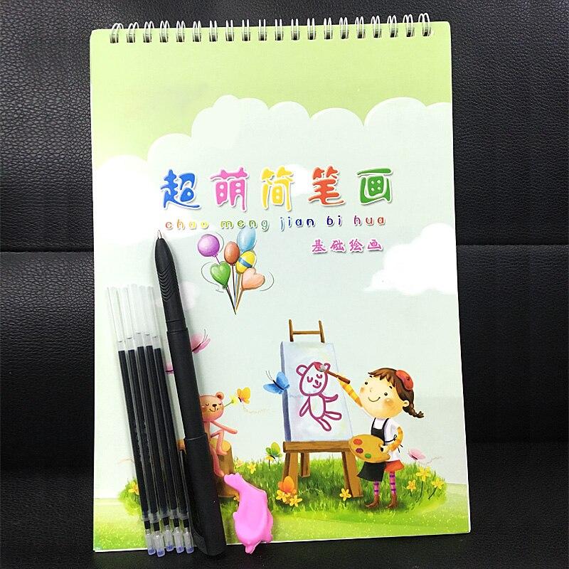 Big Discount 4cc2 Reusable Painting Copybook Hand Lettering