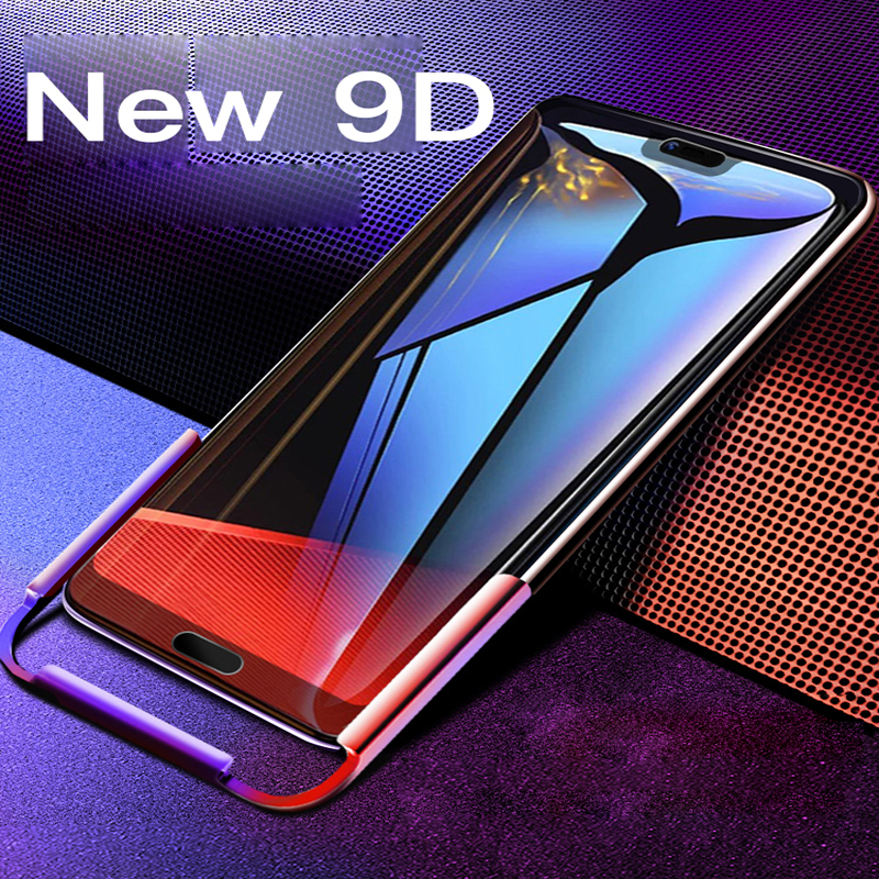 Transparent HD Tempered Glass Protective Film For Huawei P30 P20 P10 Pro Lite 9D Screen Protection Glass For Nova 3 3i 3e 4 4e 5 in Phone Screen Protectors from Cellphones Telecommunications