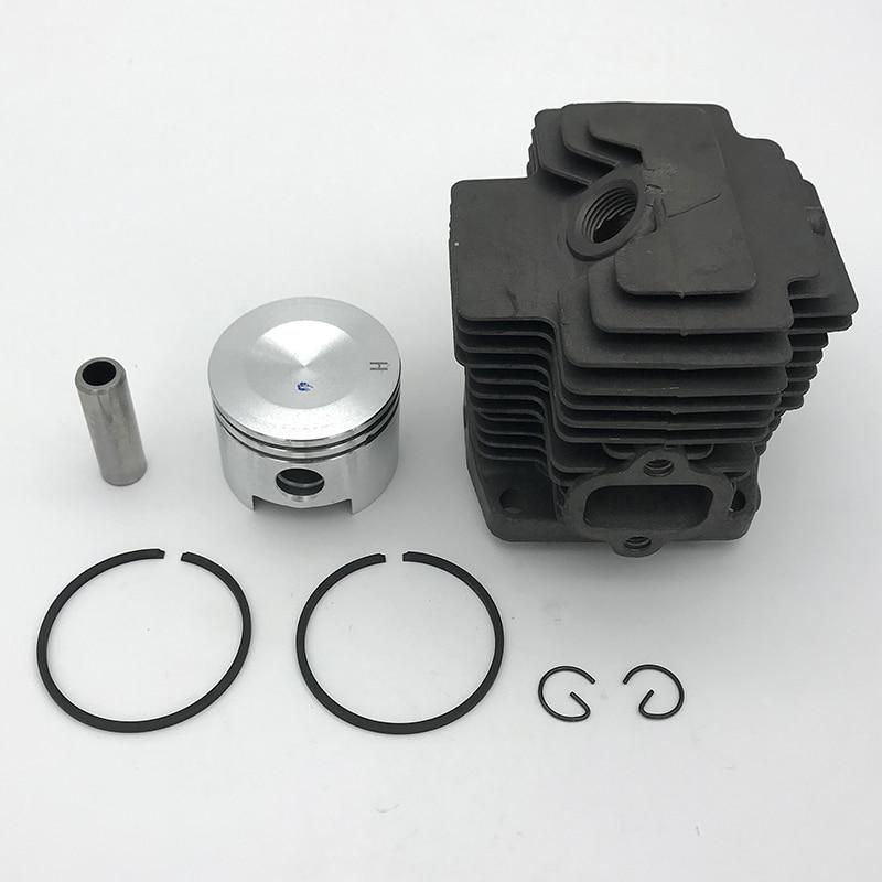 Parts TH43 For Kit Fit Trimmer 44MM KAAZ Brushcutter KBH48 Cylinder 41 TH430 Engine Garden TH48 Piston Kawasaki 5mm Kbl48 KBH43A