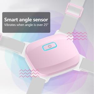 Image 2 - Smart Sensing Back Corrector Electric Posture Trainer Intelligent Brace Support Belt Spine Shoulder Lumber Posture Correction