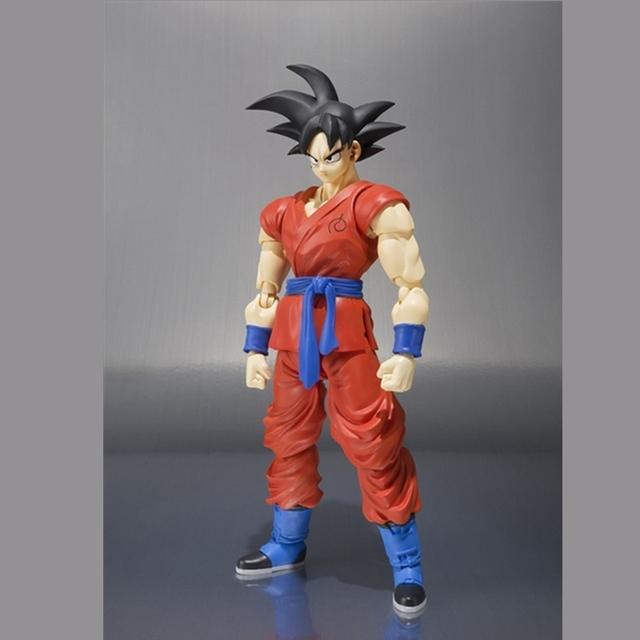 anime Super Saiyan Son Goku Gohan figure Dragon Ball Z DBZ Figurine PVC Action Figures Toys Collectible Model  anime figure