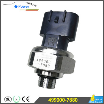 Free Shipping Air Conditioning Pressure Switch Sensor OEM 499000-7880 88719-33020 For Toyota Scion Lexus 2006 - 2014 A/C 4990007 image