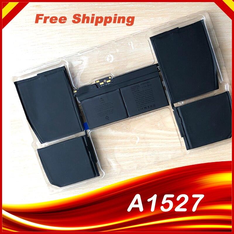 A1527 Original Laptop Battery For APPLE MacBook 12
