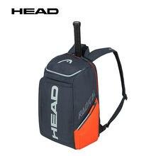 2020 orijinal kafa Tenis çantası 2-Pack raketleri Tenis sırt çantası Tenis raketleri çantası erkek kafa Tenis çantası kadın erkek Tenis sırt çantası