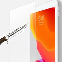 Защита экрана из закаленного стекла для Ipad 10,2 защитная пленка 7-го поколения для Apple Ipad