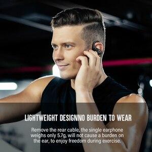 Image 5 - DACOM G05 auriculares TWS, inalámbricos por Bluetooth, Auriculares deportivos para correr, auriculares estéreo con gancho para la oreja para iPhone y Samsung