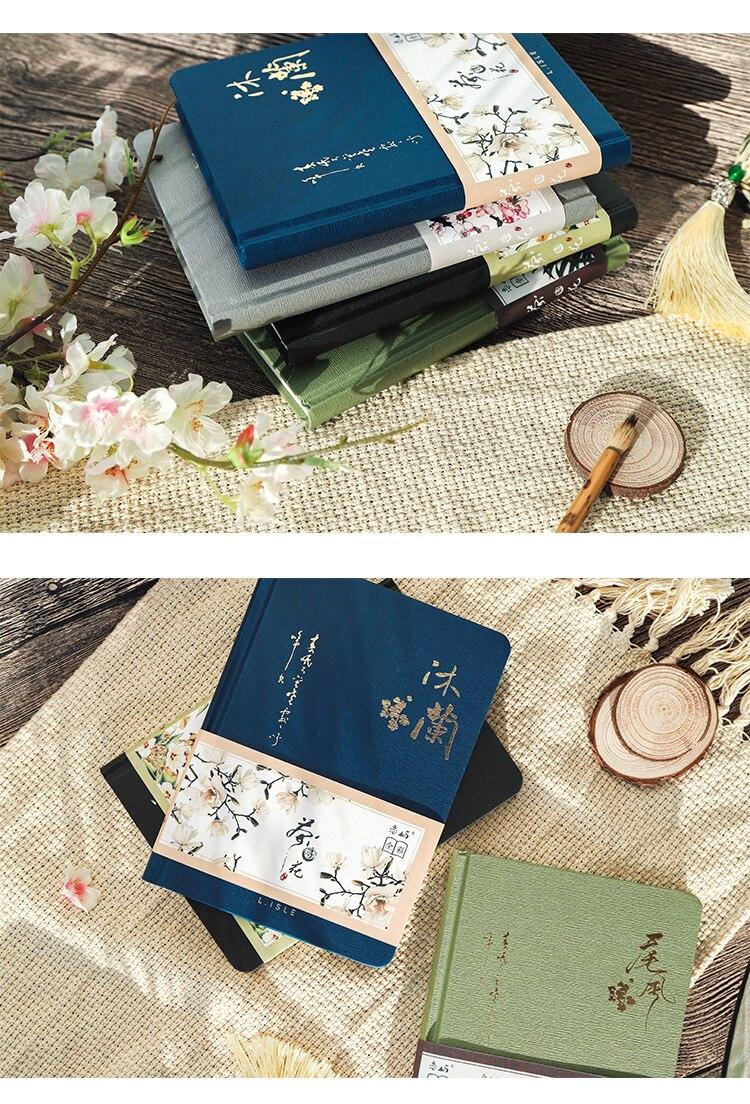 caderno de capa dura criativo, diário, livros,