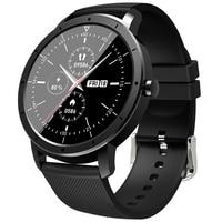 Wearpai-reloj inteligente HW21 para hombre, Monitor de frecuencia cardíaca Bluetooth de Metal, Banda de Música para Fitness, Control de pantalla completa, pk W46 IWO13
