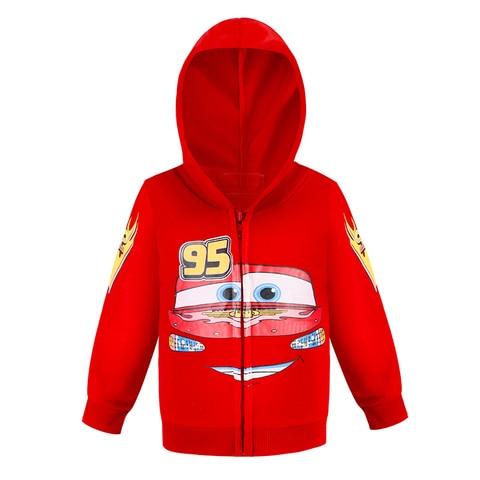 carros dos desenhos animados jaquetas bebe criancas outono inverno esporte hoodies casaco grosso algodao ziper