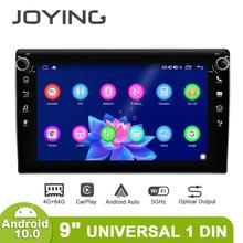 Rear-View-Camera Central Bluetooth Android Auto Multimedia Radio-Stereo Carplay Din 4G