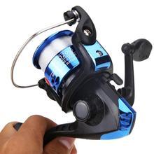 Высокая скорость 5,1: 1 спиннинговая Катушка 3BB шариковый подшипник алюминиевые рыболовные катушки левая/правая сменная катушка карповое рыболовное колесо с леской