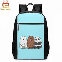 Grizzly sac à dos Grizzly sacs à dos hommes femmes adolescent sac Multi poche tendance sport impression sacs