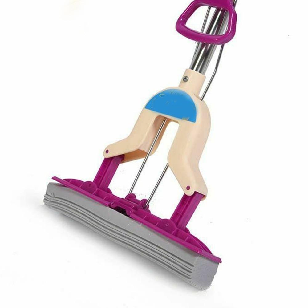 2pcs/set Absorbent Mop Head Floor Sponge Mop Roller Head Replacement Absorbent 28cm Household Cleaning Tool