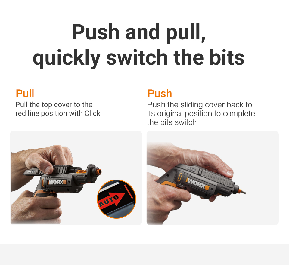Push and Pull system