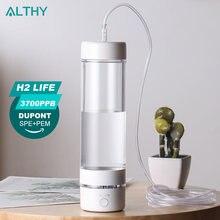 Бутылка для генератора водорода h2life 5 го поколения макс 3700ppb