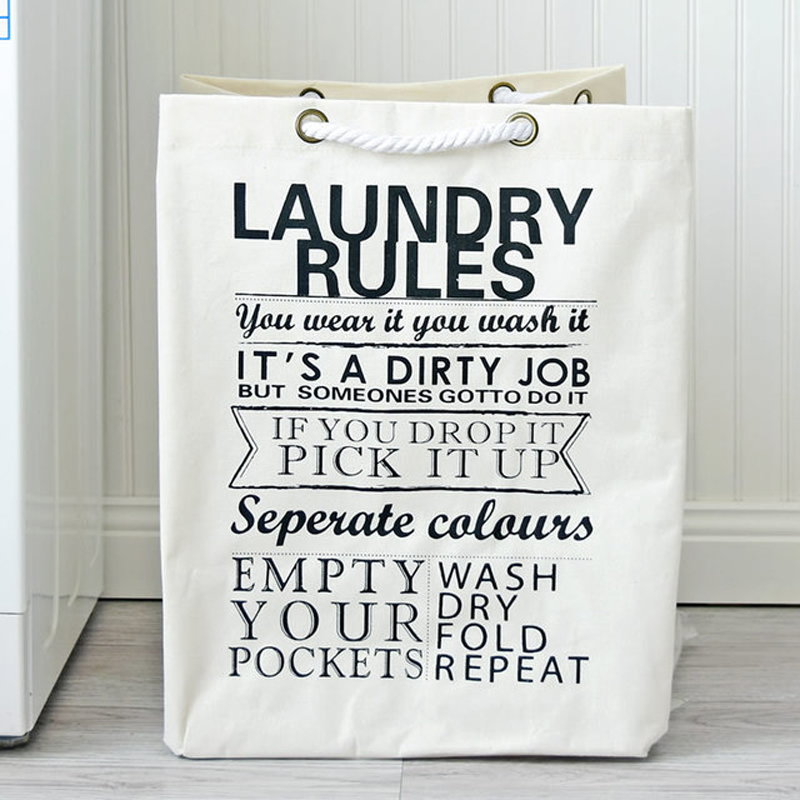 Купить большая однотонная сумка для хранения складная корзина одежды