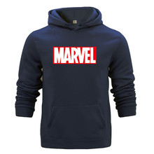 2019 new casual marvel hoodies for men and women high quality long-sleeved mens sportswear print