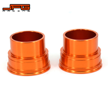 Front-Wheel-Hub-Spacers EXCF Motorcycle KTM CNC for SX EXCW Xcw-Smr 125-150/200-250/300/..