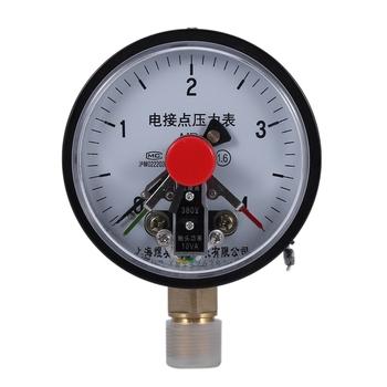 YX-100 netic przy pomocy manometr kontaktowy kontakt elektryczny miernik ciśnienia w oponach tanie i dobre opinie MiLESEEY