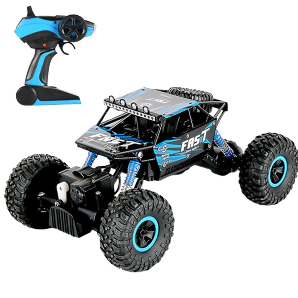 Remote Control Car Climbing Car Drift Stunt Four-wheel Drive Off-road Vehicle Children's Electric Remote Control Toy