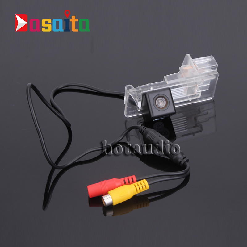 CCD Car Rear View Camera For Renault Fluence 2013 2014 Reverse Backup Reversing Parking Kit With Night Vision Free Shipping