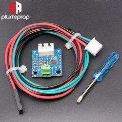 Peças de impressora 3d controle mks pt100 adaptador sensor temperatura placa placa amplificador placa interface para rampas mks gen