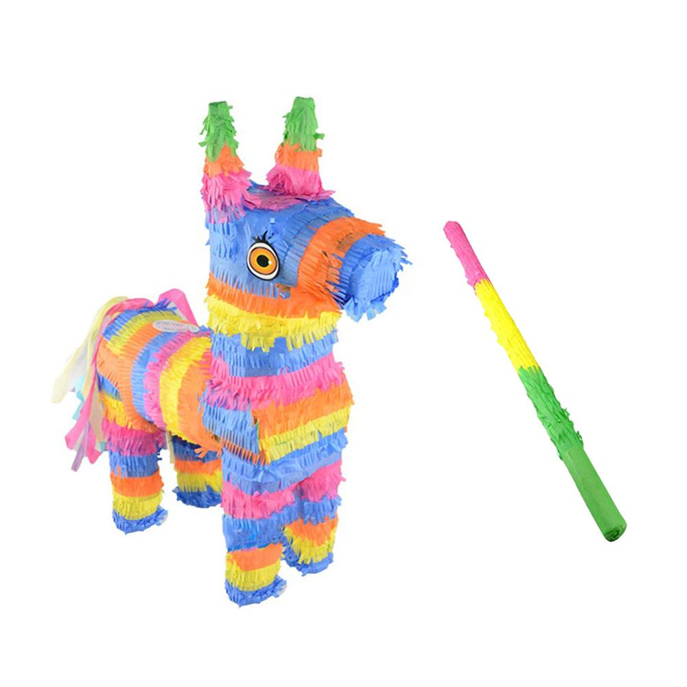 Hair Clip Pinata Girls Birthday Kids Party Favor Pinata Toys Novelty gadget gift