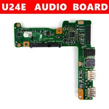 U24E Audio Board Voor Asus U24E U24A Hdd Harde Schijf Adapter Board Geluidskaart Usb Sd Harde Schijf Interface Rev 2.0 Audio Board(China)