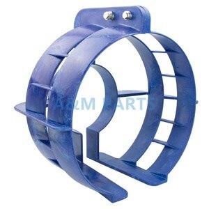 Опора для лодочного пропеллера, пластиковая опора для подвесных двигателей от 40 до 60 л. С.