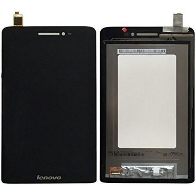 7 inch Touch Screen Digitizer Glass <font><b>LCD</b></font> For <font><b>Lenovo</b></font> IdeaTab <font><b>S5000</b></font> <font><b>S5000</b></font>-F 60039 Tablet PC Glass Assembly image